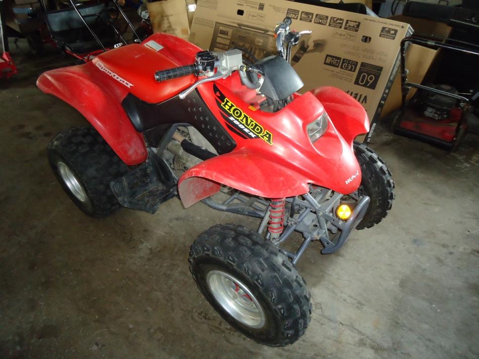 2001 HONDA EX250